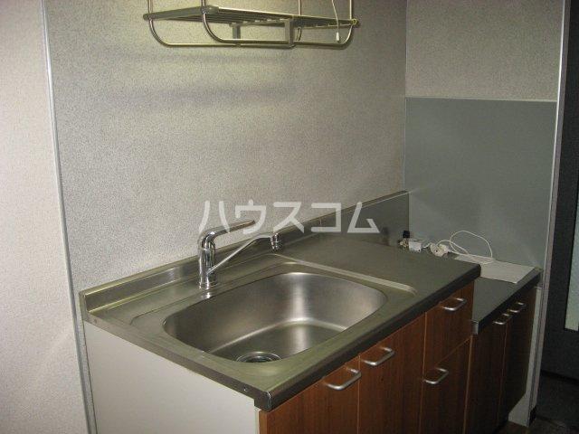 エスペラント浦和 108号室のキッチン