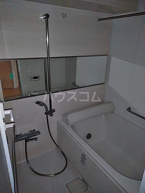 レーベンハイム浦和常盤 1F号室の風呂