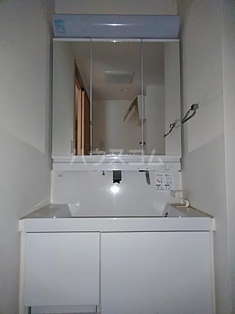 レーベンハイム浦和常盤 1F号室の洗面所