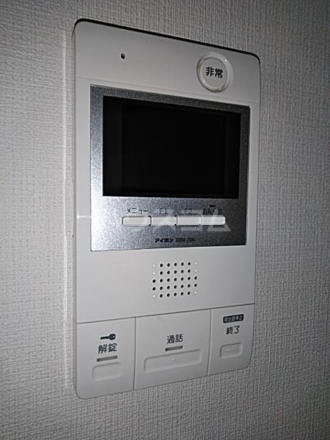 レーベンハイム浦和常盤 1F号室のセキュリティ