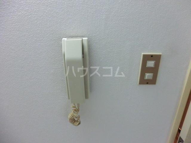 スリジエ 101号室のセキュリティ