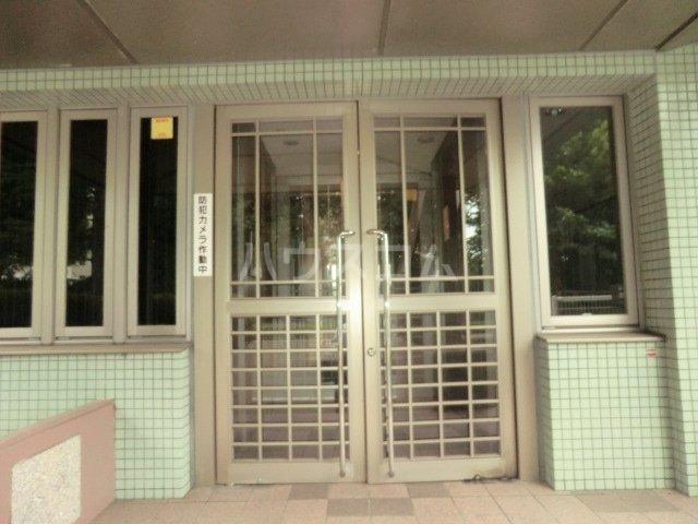 浦和エメラルドグリーン 503号室のエントランス