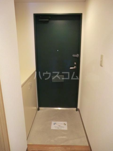 浦和エメラルドグリーン 503号室の玄関
