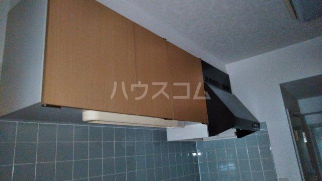 ブランドール参番館 103号室のキッチン