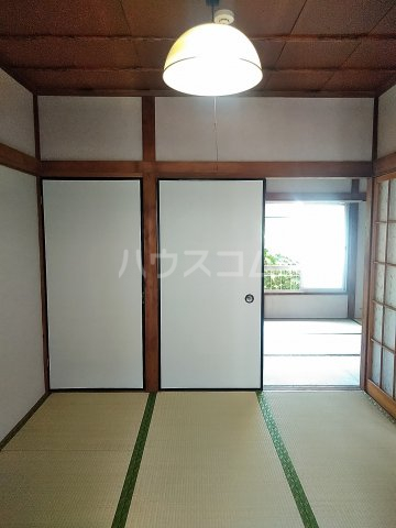 光荘 6号室の居室