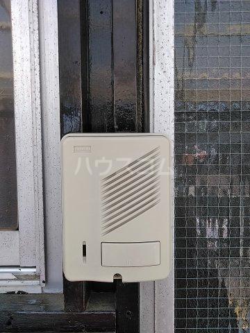 光荘 6号室のセキュリティ