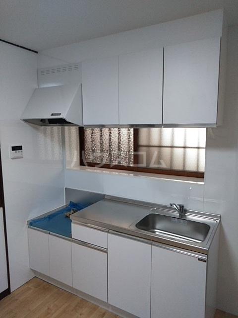 宮田様貸家のキッチン