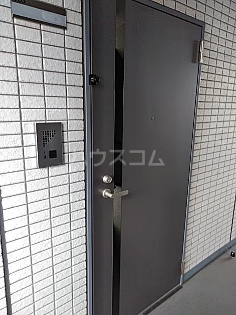 アクシーズタワー浦和岸町Ⅲ 703号室のエントランス
