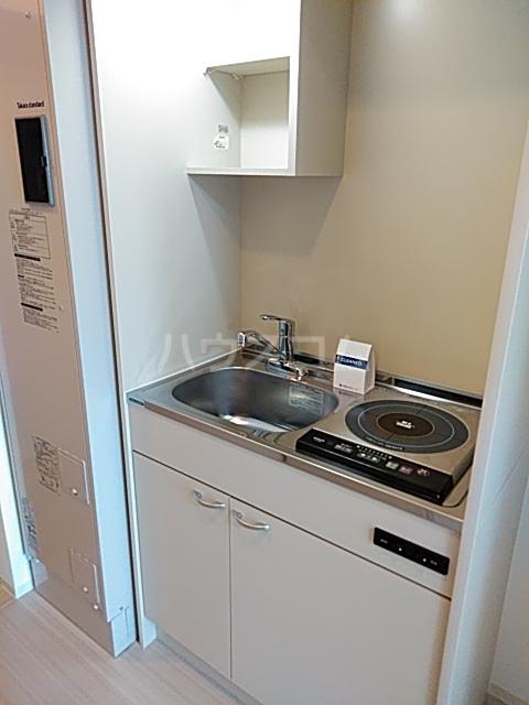 アクシーズタワー浦和岸町Ⅲ 703号室のキッチン