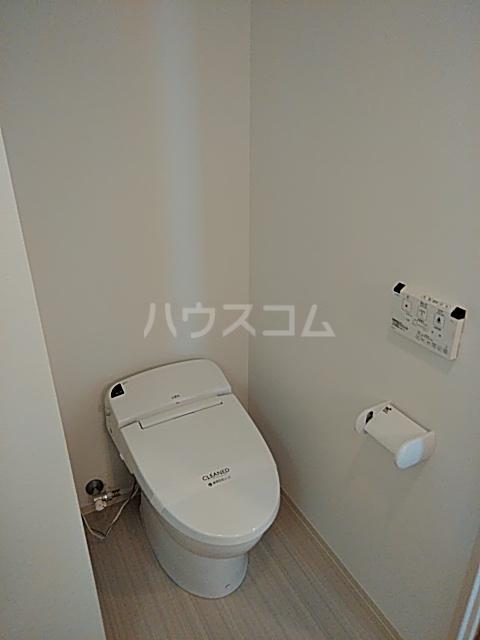 アクシーズタワー浦和岸町Ⅲ 703号室のトイレ