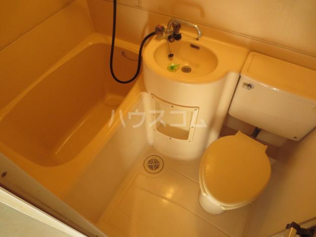 日恵ハウス 202号室の風呂