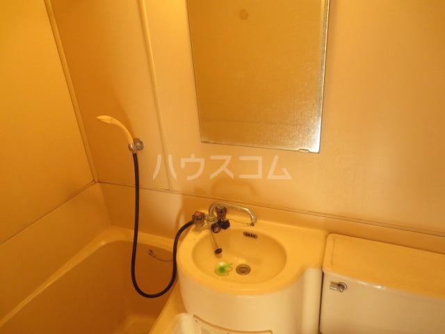 日恵ハウス 202号室の洗面所