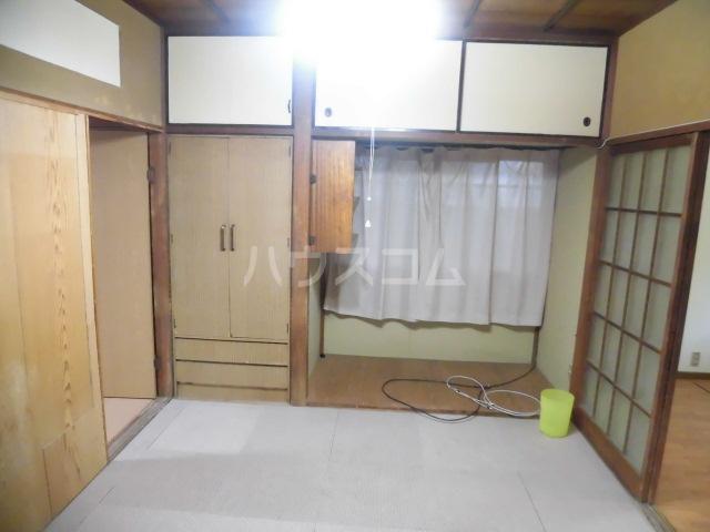 北島戸建の居室