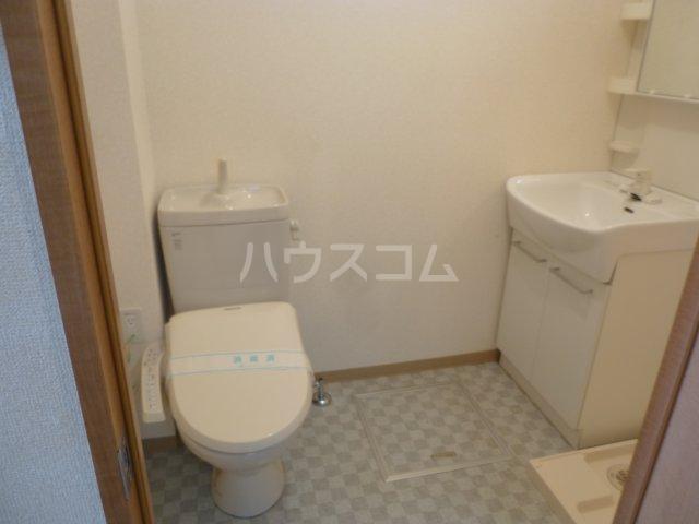 ドエル・ミョウセイ 108号室の風呂