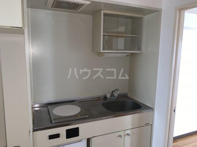 センチュリーハイツ三徳 526号室のキッチン