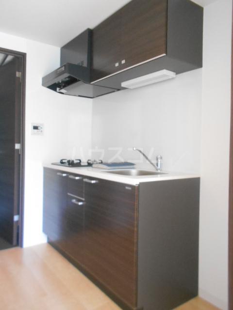 レジエール イースト 703号室のキッチン