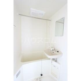 シェル湘南 202号室の風呂