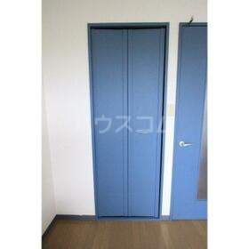 シェル湘南 202号室の収納