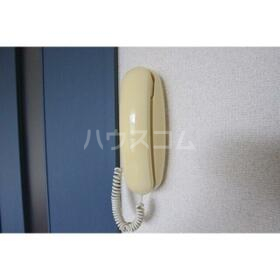 シェル湘南 202号室のセキュリティ