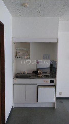 マンション蔵 103号室のキッチン