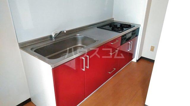 湘南カワマヒルズ 102号室のキッチン