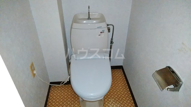 湘南カワマヒルズ 102号室のトイレ