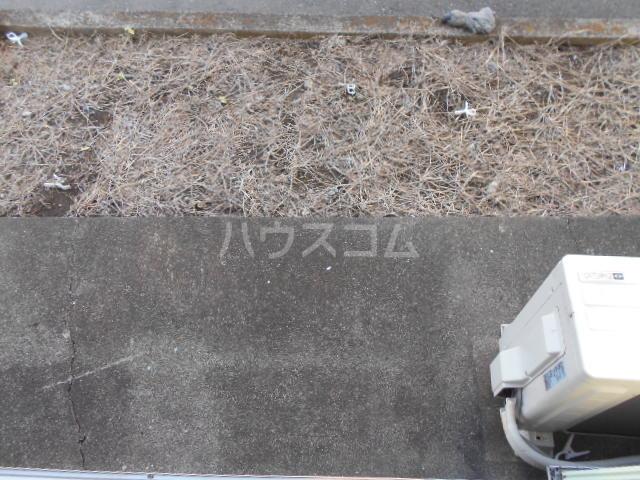 グリーンプラザ 202号室の庭
