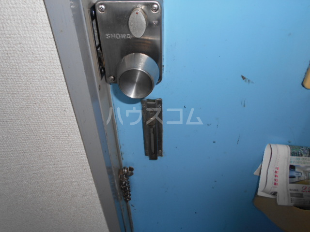 グリーンプラザ 202号室のセキュリティ