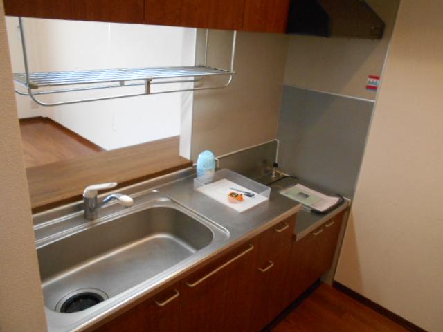 グランバリエ 106号室のキッチン