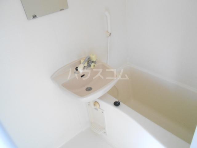 フレンズえびなアネックス 603号室の風呂