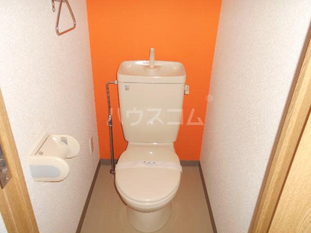 フレンズえびなアネックス 603号室のトイレ