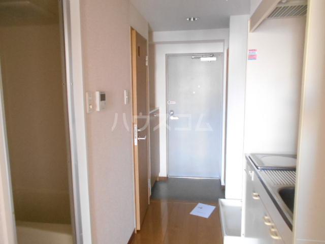 フレンズえびなアネックス 603号室の玄関