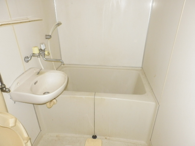 トーア・レジデンス 307号室の風呂