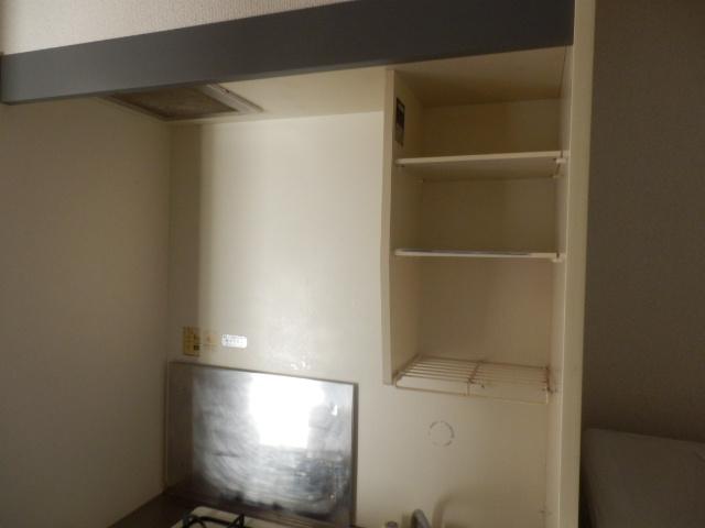 トーア・レジデンス 307号室のキッチン