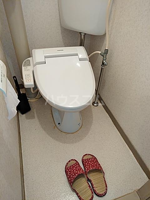パークマンション 305号室のトイレ
