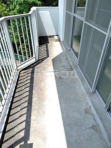 パークマンション 305号室のバルコニー