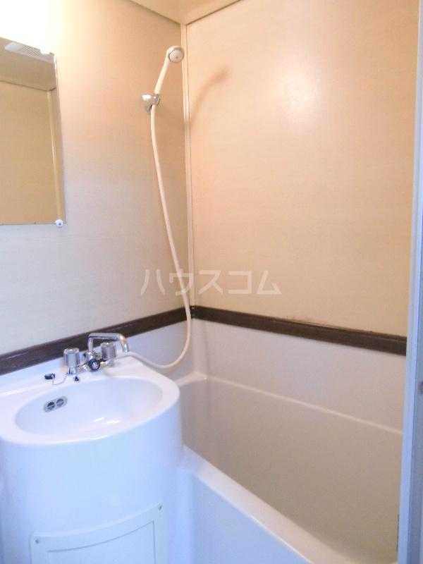 ドミール江西 301号室の風呂