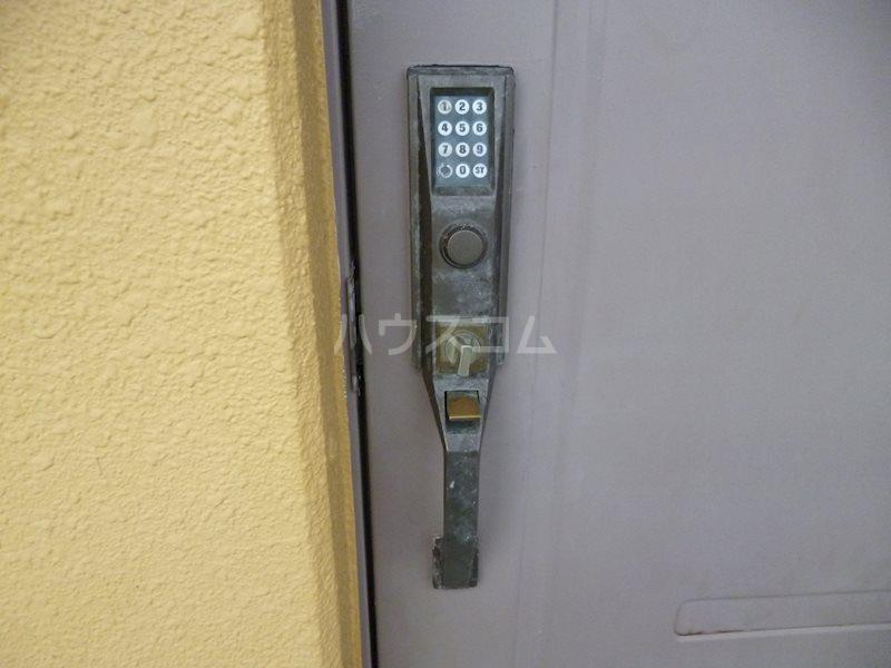 ドミール江西 301号室のセキュリティ