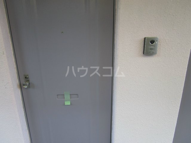 四季ハイツ中沢 102号室のエントランス