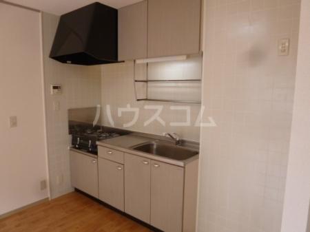 プリムヴェールA 101号室のキッチン