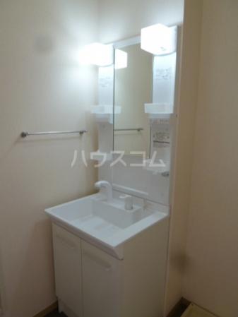 プリムヴェールA 101号室の洗面所