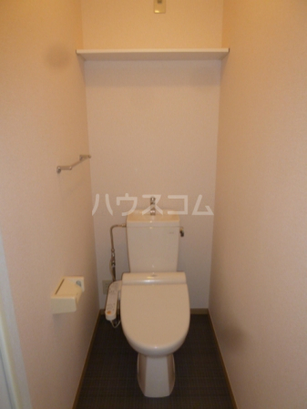 プリムヴェールA 101号室のトイレ
