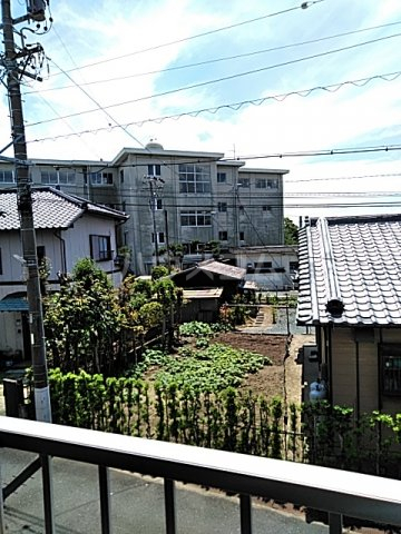 島田様貸家の景色