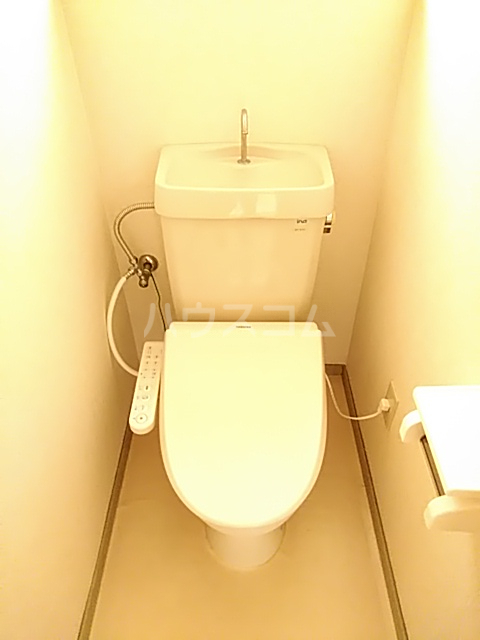 島田様貸家のトイレ