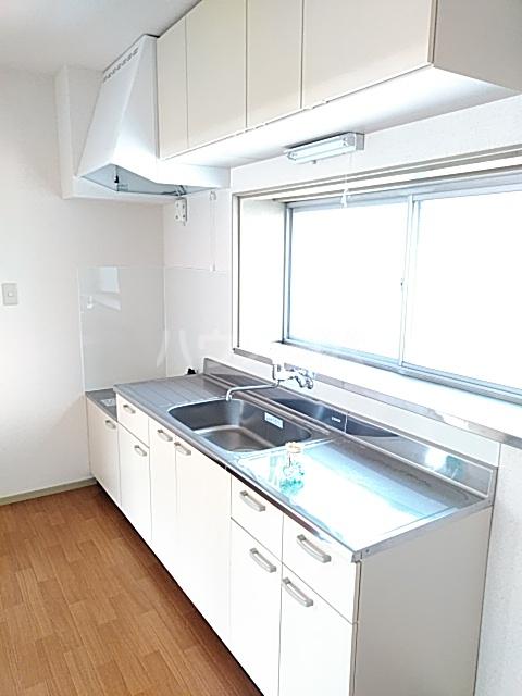 島田様貸家のキッチン