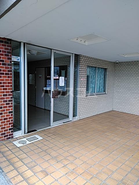 東寺尾マンション 103号室のロビー