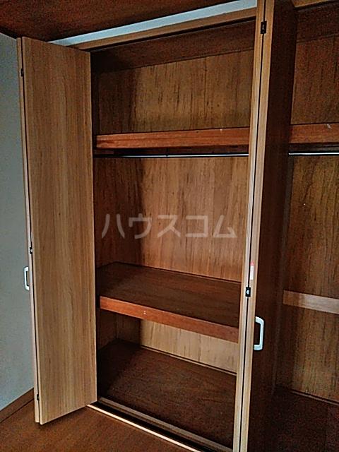 東寺尾マンション 103号室の収納