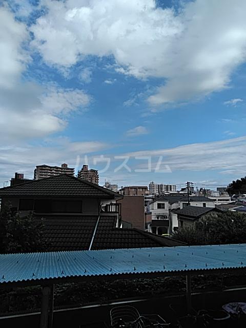 東寺尾マンション 103号室の景色