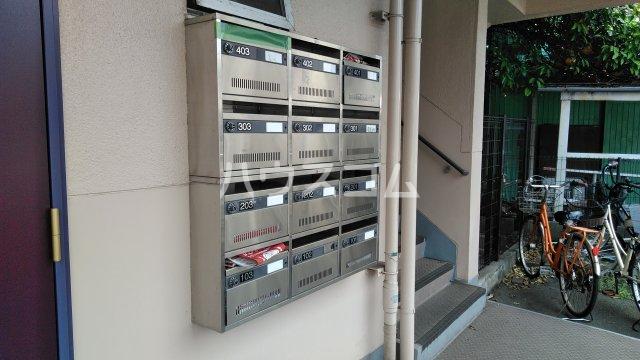 ビラ福一 401号室の設備