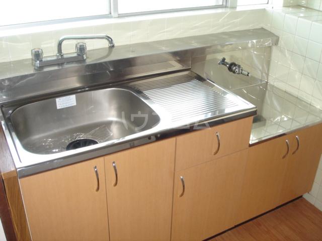 ユートピアSハイツ 501号室のキッチン